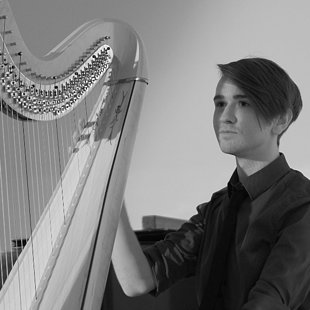 Richard Allen - harp recital - 7.04.2017