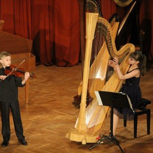 6. International Competition of Duets with Harp, 2015 - Closing Concert