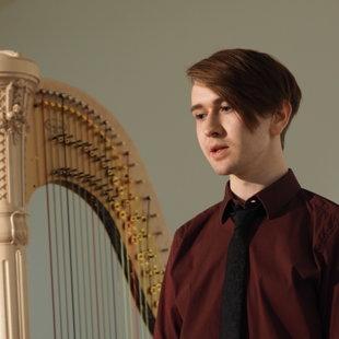 Recital harfowy Richarda Allena - 7 kwietnia 2017